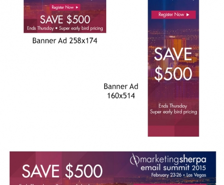 MECLABS Banner Ad